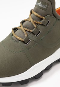 Timberland - BROOKLYN - Sneakers - dark green - 5