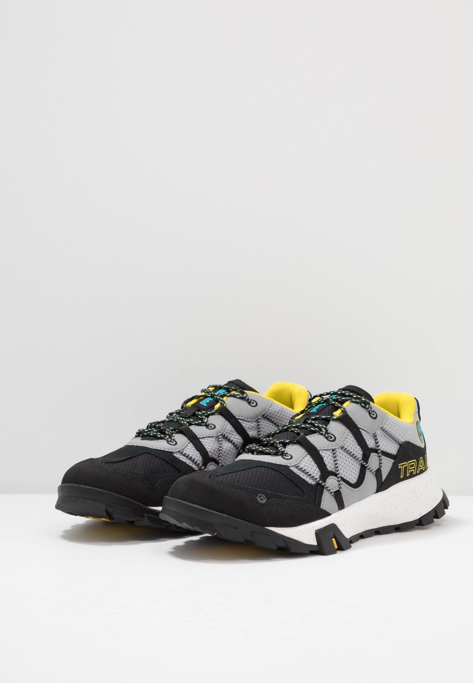Timberland GARRISON - Sneakers basse - medium grey/black