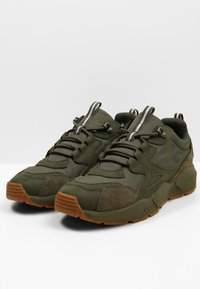 Timberland - Sneakersy niskie - green - 2