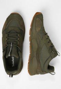 Timberland - Sneakersy niskie - green - 1