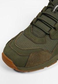 Timberland - Sneakersy niskie - green - 5