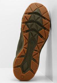 Timberland - Sneakersy niskie - green - 4