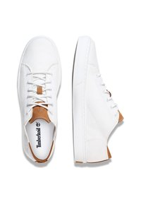 Timberland - ADVENTURE  OXFORD - Sneakersy niskie - white - 1