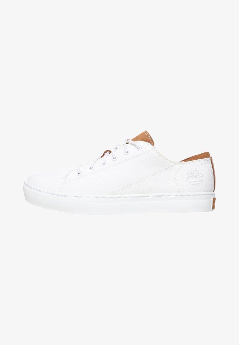 Timberland - ADVENTURE  OXFORD - Sneakersy niskie - white