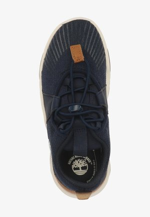 TIMBERLAND SNEAKER - Baskets basses - black iris 0191