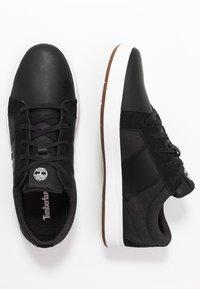 Timberland - DAVIS SQUARE - Sneaker low - black - 1