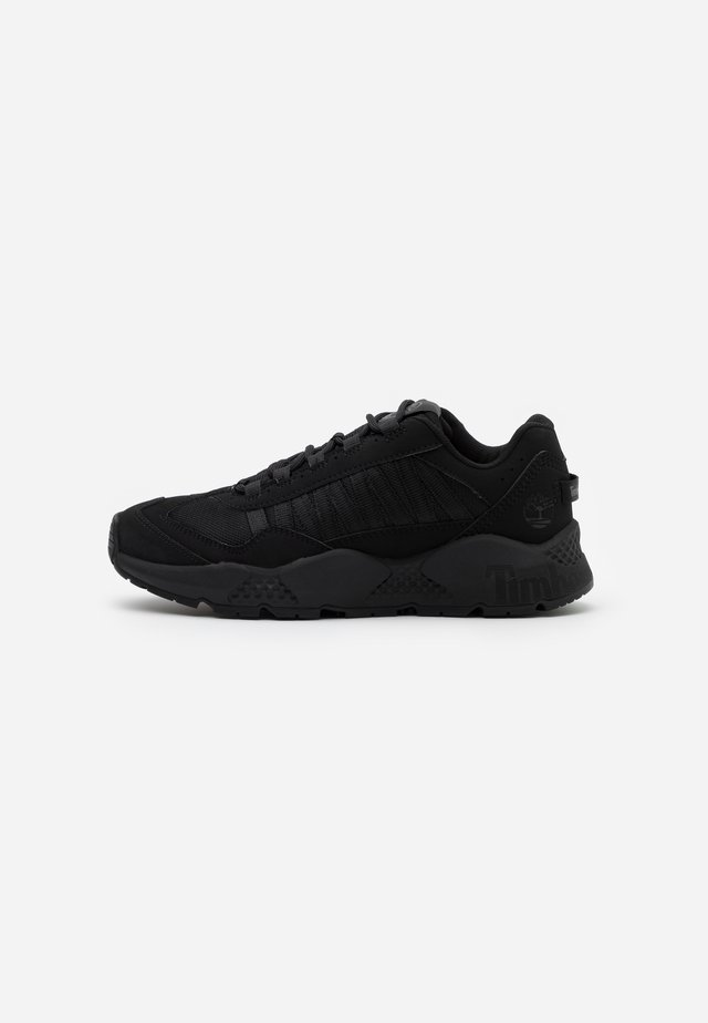 RIPCORD SNEAKER LOW - Joggesko - black