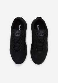 Timberland - RIPCORD SNEAKER LOW - Trainers - black - 3