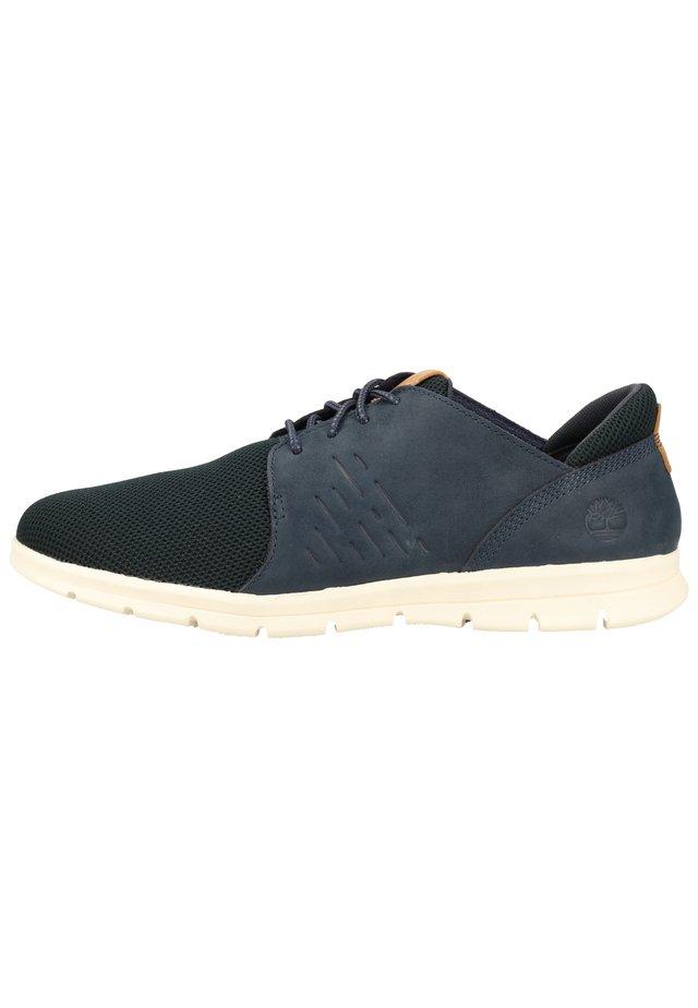 Sneaker low - black iris 0191