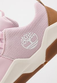 Timberland - EARTH RALLY FLEXIKNIT - Trainers - light pink - 5