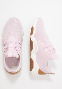 Timberland - EARTH RALLY FLEXIKNIT - Trainers - light pink - 1