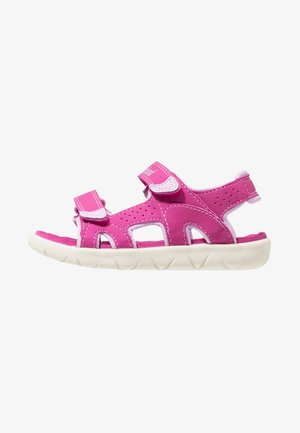 PERKINS ROW 2-STRAP - Walking sandals - medium pink