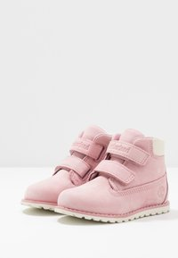 Timberland - POKEY PINE - Botines - light pink - 3