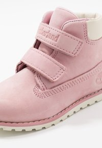 Timberland - POKEY PINE - Botines - light pink - 2