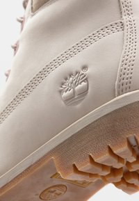 Timberland - 6 IN PREMIUM WP BOOT - Lace-up ankle boots - light taupe - 2