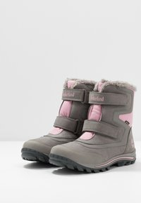 Timberland - CHILLBERG 2-STRAP GTX - Winter boots - medium grey