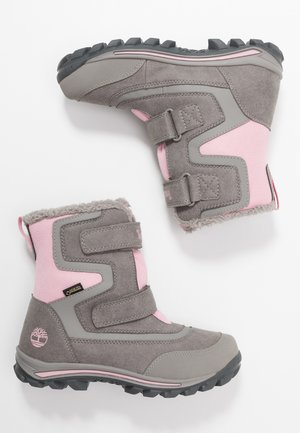 CHILLBERG 2 STRAP GTX - Snowboots  - medium grey