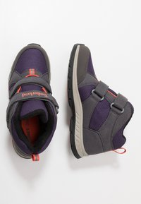 Timberland - NEPTUNE MID GTX 2STRAP - Winter boots - medium grey/navy - 0