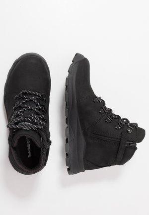 BROOKLYN HIKER - Bottines à lacets - black