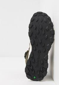 Timberland - BROOKLYN MODERN  - High-top trainers - dark green - 5