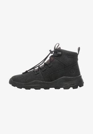 BROOKLYN MODERNALPCHK - Sneakers hoog - black