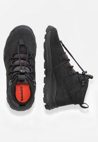 Timberland - BROOKLYN MODERNALPCHK - High-top trainers - black - 1