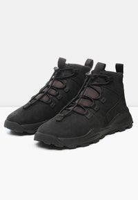Timberland - BROOKLYN MODERNALPCHK - High-top trainers - black - 2