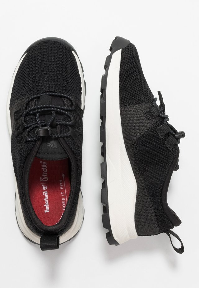 BROOKLYN FLEXI - Sneaker low - black