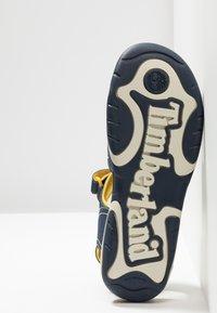 Timberland - ADVENTURE SEEKER 2 STRAP - Sandales de randonnée - navy/yellow - 4