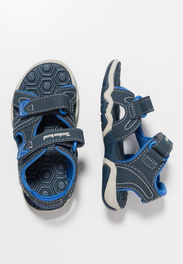 ADVENTURE SEEKER 2 STRAP - Walking sandals - navy