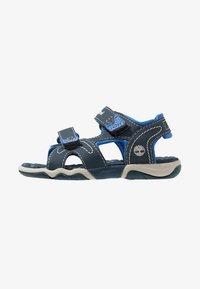 Timberland - ADVENTURE SEEKER 2 STRAP - Walking sandals - navy - 1