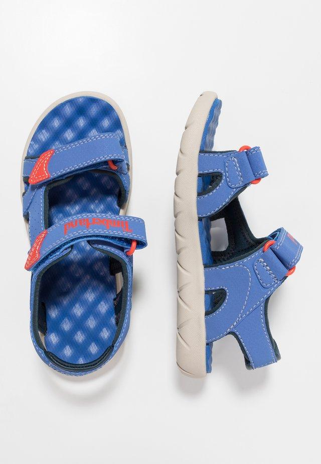 PERKINS ROW 2-STRAP - Sandales de randonnée - bright blue