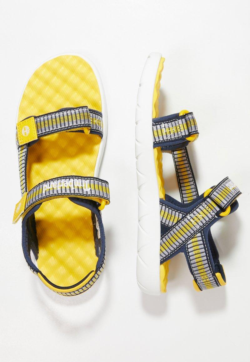 Timberland - PERKINS ROW WEBBING - Sandals - navy