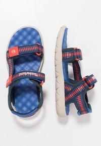 Timberland - PERKINS ROW - Sandales - bright blue - 0