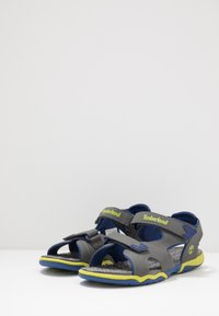 Timberland - ADVENTURE SEEKER 2 STRAP - Sandales de randonnée - dark grey - 3