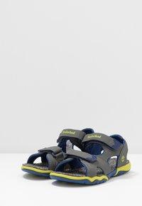 Timberland - ADVENTURE SEEKER 2 STRAP - Walking sandals - dark grey - 3
