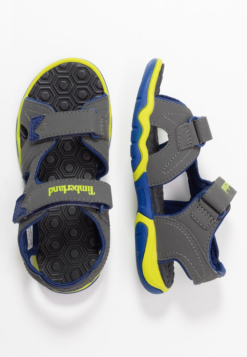 Timberland - ADVENTURE SEEKER 2 STRAP - Walking sandals - dark grey