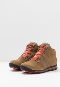 Timberland - GT RALLY MID WP - Bottines à lacets - medium brown - 3