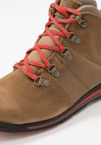 Timberland - GT RALLY MID WP - Bottines à lacets - medium brown - 2