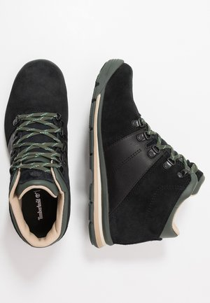 GT RALLY MID WP - Bottines à lacets - black