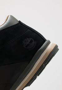Timberland - GT RALLY MID WP - Lace-up ankle boots - black - 2