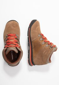 Timberland - GT RALLY MID  - Lace-up ankle boots - medium brown - 1