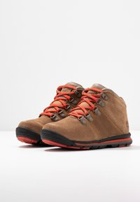 Timberland - GT RALLY MID  - Lace-up ankle boots - medium brown - 2