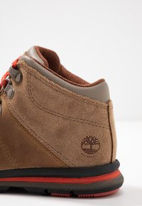 Timberland - GT RALLY MID  - Lace-up ankle boots - medium brown - 5