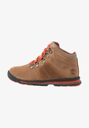 GT RALLY MID  - Bottines à lacets - medium brown
