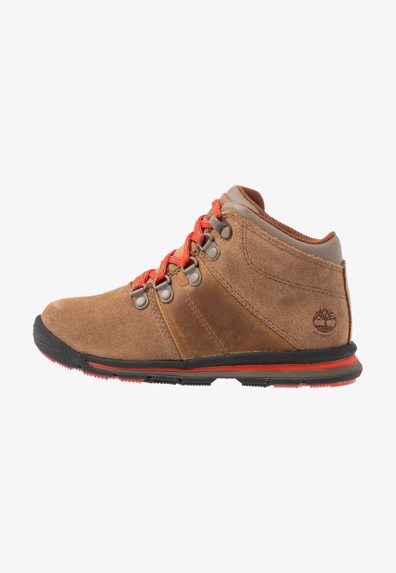Timberland - GT RALLY MID  - Bottines à lacets - medium brown