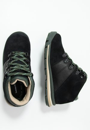 GT RALLY MID  - Bottines à lacets - black