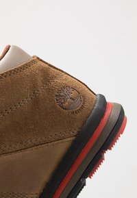 Timberland - RALLY MID WP - Bottines à lacets - medium brown - 2