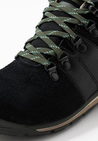 Timberland - RALLY MID WP - Lace-up ankle boots - black - 2
