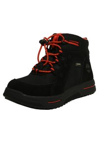 Timberland - CITY STOMP BUNGEE MID GTX - Bottines à lacets - black - 2